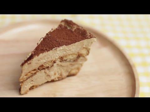 เงอะงะ Kitchen : ทีรามิสุ (Tiramisu Recipe)