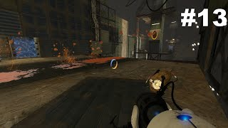 Let's Play Portal 2 #13: Running at the Speed of Science