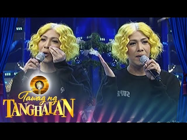 Tawag ng Tanghalan: Vice reveals the reason why he is always late