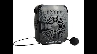 Громкоговоритель РМ-49 обзор на улице(Обзор усилителя голоса РМ-49 на улице. Купить можно на rupor-megafon.ru., 2015-09-29T14:18:11.000Z)