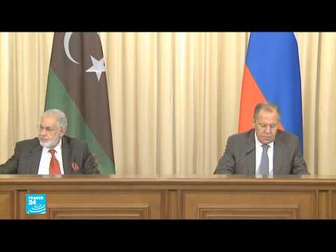 روسيا تجمع طرفي النزاع الليبي على طاولة الحوار  - نشر قبل 57 دقيقة
