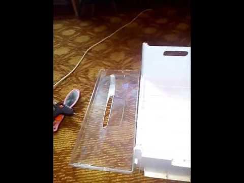 полка в холодильник - YouTube