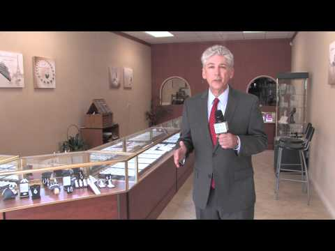 Alan Mendelson and Gold Time Jewelry in Woodland Hills California