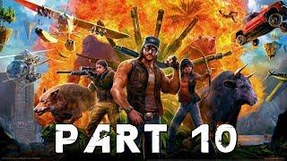 FAR CRY 5 Walkthrough Gameplay Part 10 - ARCADE (PS4 Pro)