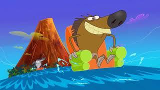 Зиг и Шарко | НАДУВАТЕЛЬСТВО! с01э23 | русский мультфильм | дети видео | мультфильмы |