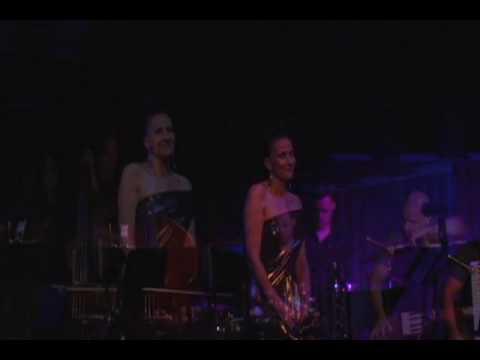 Tessa Souter Live at Joe's Pub - Empty Faces [Vera Cruz]