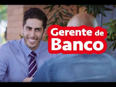 Gerente de Banco - DESCONFINADOS