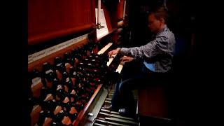 Jan Peter Teeuw - Psalm 130 (LIVE in Haarlem)