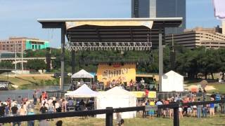 Quaker City Night Hawks at Fort Worth Music Festival 2014