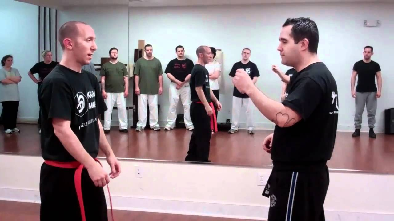 So You Want to Train in Krav Maga? What You Need to Know