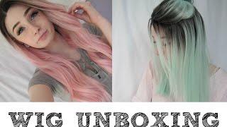WIG UNBOXING ♥ - Everydaywigs.com und Evahair #Hairmaidmo