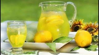 ДОМАШНИЙ ЛИМОНАД Простой рецепт Как сделать лимонад