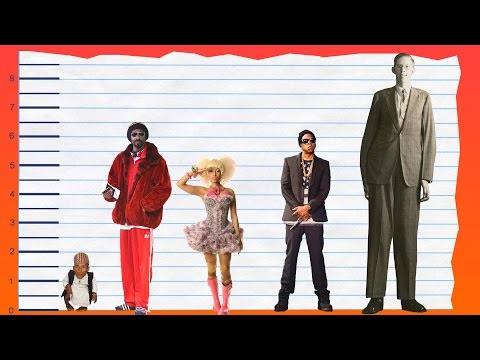 How Tall Is Snoop Dogg? - Height Comparison!