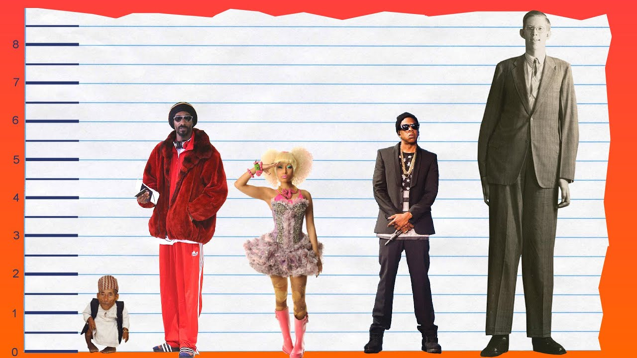 Image result for Snoop dogg's height