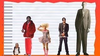 How Tall Snoop Dogg