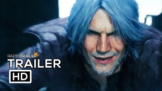 DEVIL MAY CRY 5 Official Trailer (2019) ...