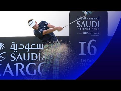 Ian Poulter shoots entertaining 67 | Round 1 Highlights | 2021 Saudi International