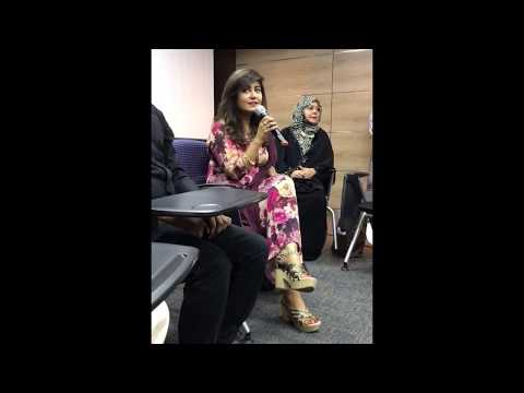 Catrima Gabrielle, Intuition ~ Sajida Foundation ~ BRAC Centre, Dhaka, April 2017