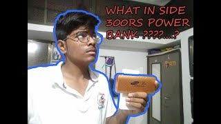 what in side in 300rs vala power bank