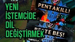 Yeni İstemcide EU-West 'te Türkçe, TR 'de ingilizce nasıl yapılır? (Japoncada içerir :D) Video
