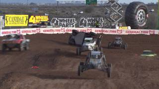 Lucas Oil Off Road Racing Series - ProLite Vs ProBuggy Challenge Cup Race 2011