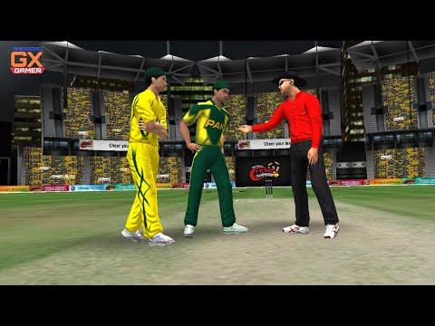 Wcc 2 Pakistan VS Australia gameplay🏏VS🏏||Gamer X