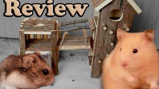 Nagerspielplatz Birger Review: Für Hamster?