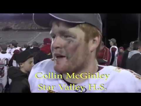 Star Valley Football Postgame Comments 3A Championship