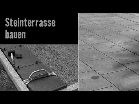 version 2013 steinterrasse bauen hornbach meisterschmiede youtube. Black Bedroom Furniture Sets. Home Design Ideas
