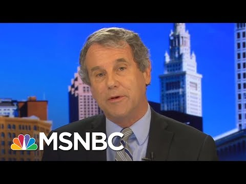 Sen. Sherrod Brown Decries GOP Healthcare Bill | AM Joy | MSNBC