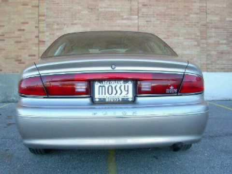 Buick Dealers New Orleans >> 1998 Buick Century - New Orleans LA - YouTube