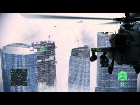 Ace Combat Assault Horizon :: (Mission 12) Motherland :: (HD) :: Difficulty Elite