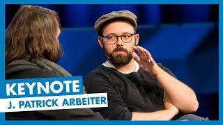 Baixar Keynote | J. Patrick Arbeiter – btf | Medienforum 2017