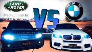 GTA Online Моды: BMW X5 M и RANGE ROVER SUPERCHARGET - Настоящие машины!(Битва ТИТАНА и Королевского Г все это в GTA Online) Baras'a: http://bit.ly/1KN4Q7F Ролик Baras'a: http://bit.ly/1PqGLef --------------------------------------..., 2015-10-18T06:58:58.000Z)