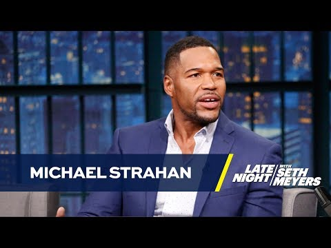 Michael Strahan Thinks Colin Kaepernick Doesn't Get Enough Credit for Protesting