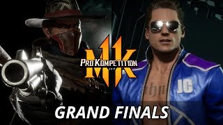 MK11: SonicFox Vs Kombat (Grand Finals) Online Cup NA East