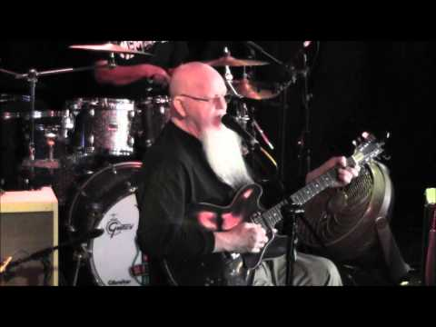 Papa Don McMinn - Preston ShannonBenefit Concert - 3/13/2016