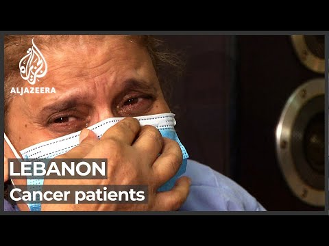 Lebanese hospitals struggle to help cancer patients