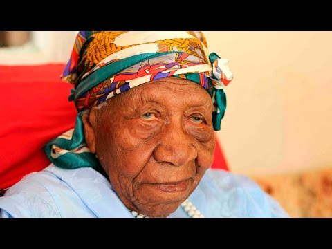 Jamaican woman at 117 is the world's oldest human alive