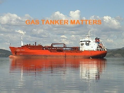 Gas Tanker Matters Part 1