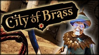 TALES OF GOLD AND UNDEAD | City of Brass