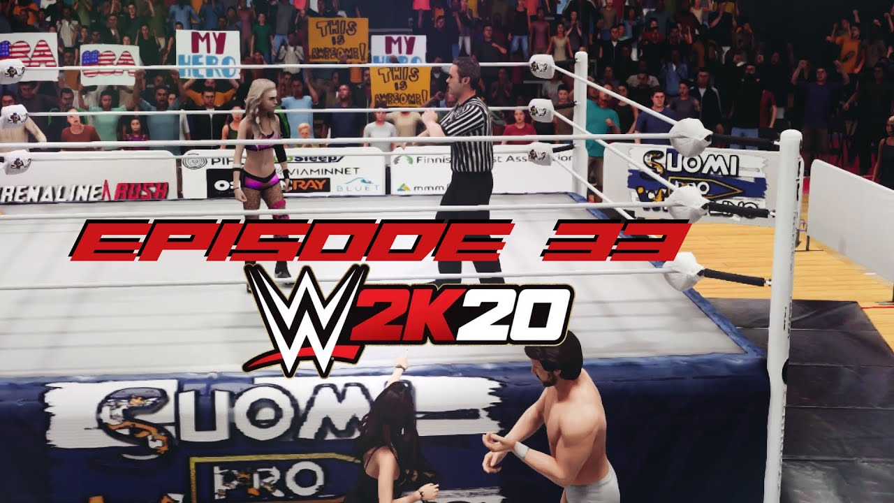 WWE 2K20 Custom Story | 33 | Retribution (Valkyrie Story)