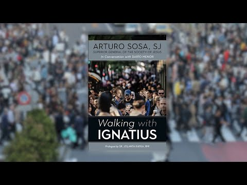 Young Jesuits Walking with Ignatius