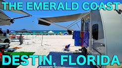 Destin, Florida: A Vacation From Our RV Vacation on the Gulf of Mexico's Emerald Coast