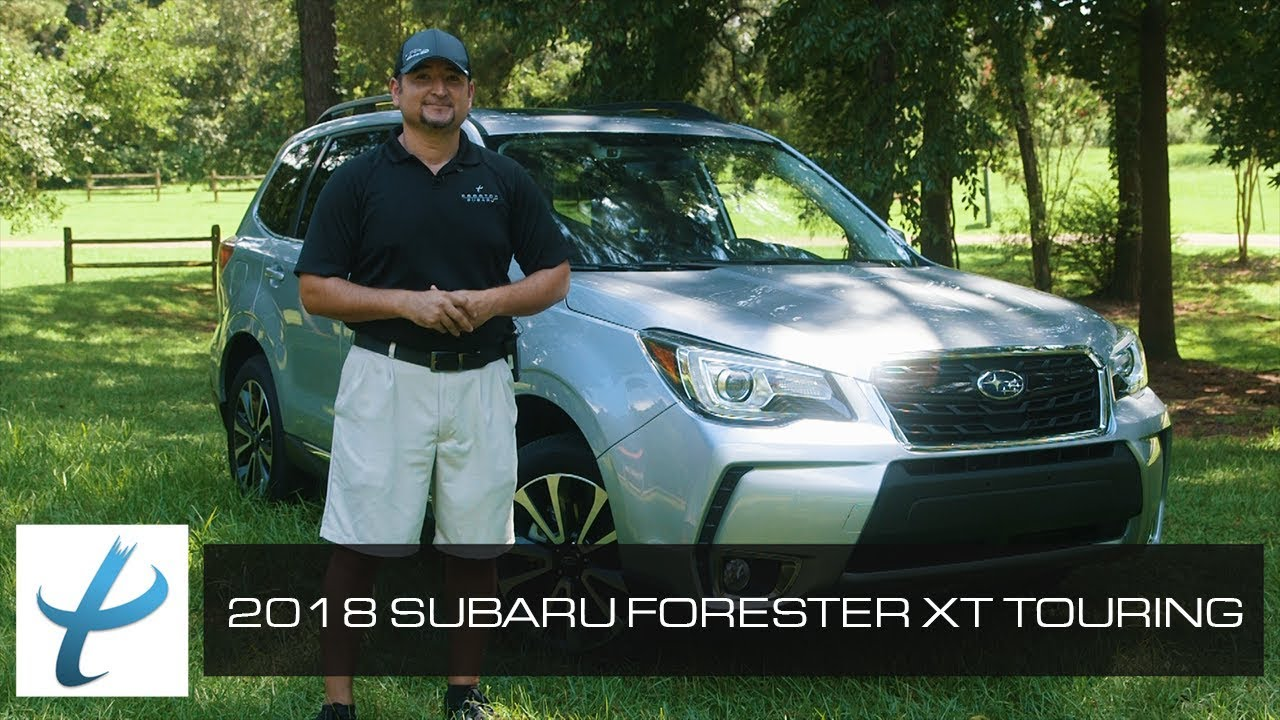 2018 subaru forester xt touring review proctor subaru. Black Bedroom Furniture Sets. Home Design Ideas