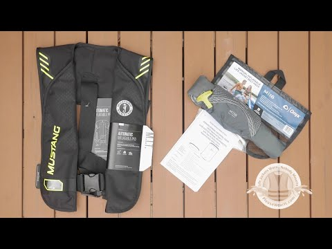 Inflatable Life Jackets: Everything You Need To Know (9 Min)