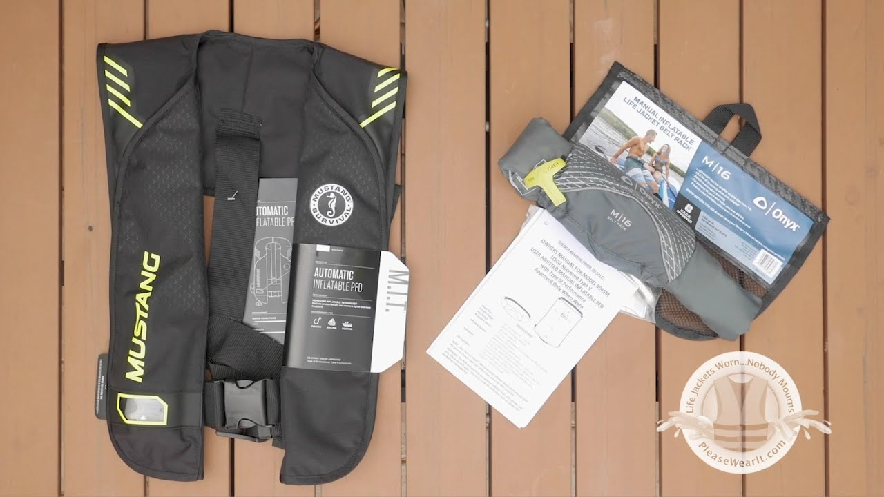 Everyone who owns or would like to own an inflatable life jacket needs to watch this 9-minute video to learn all about care and maintenance of them. Proper care and maintenance will help ensure that your inflatable life jacket works when you need it.