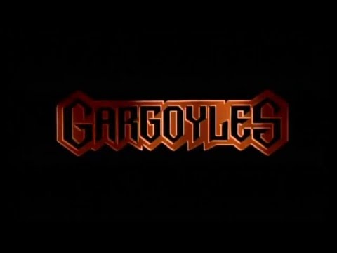 Gargoyles (intro | cartoon) 1994
