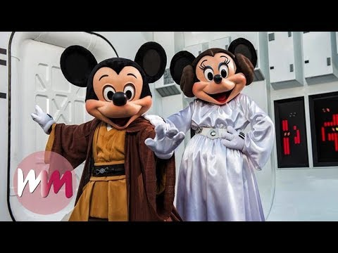 Top 10 Amazing Things that Happened at Disney D23