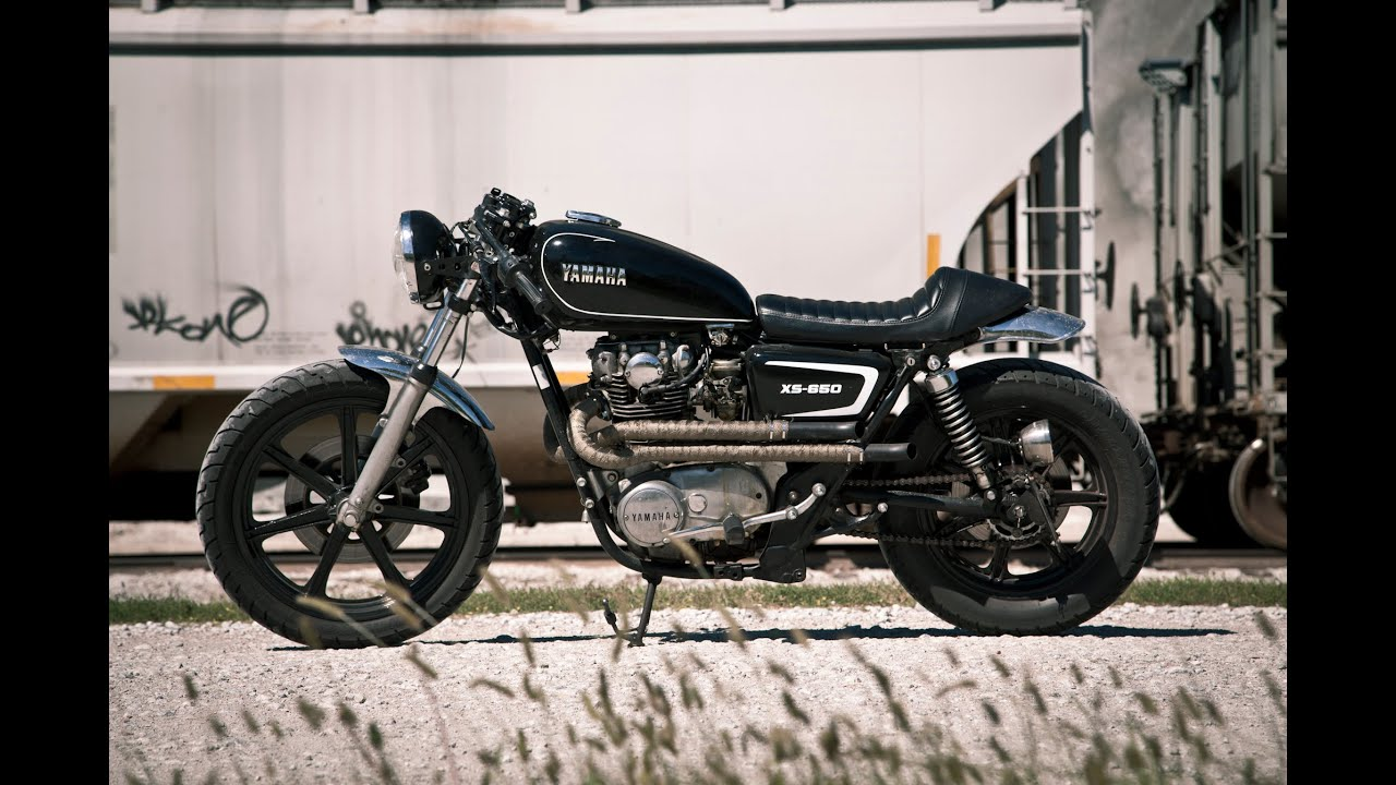 1979 Yamaha XS650 Cafe